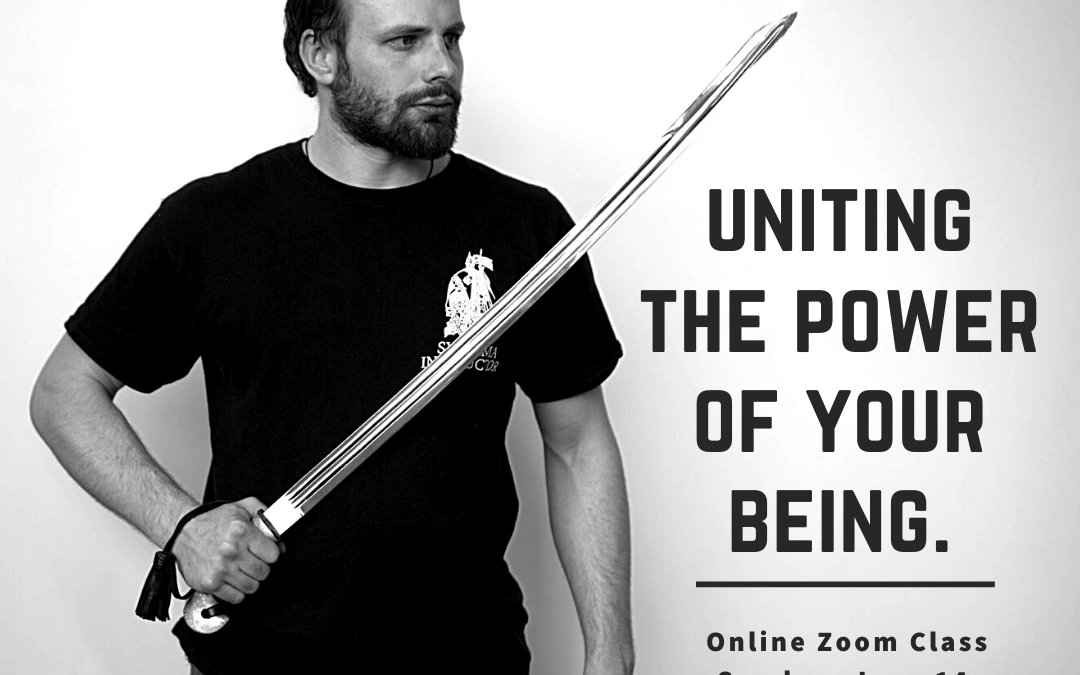 Uniting the Power of Your Being