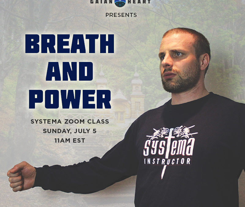Breath and Power